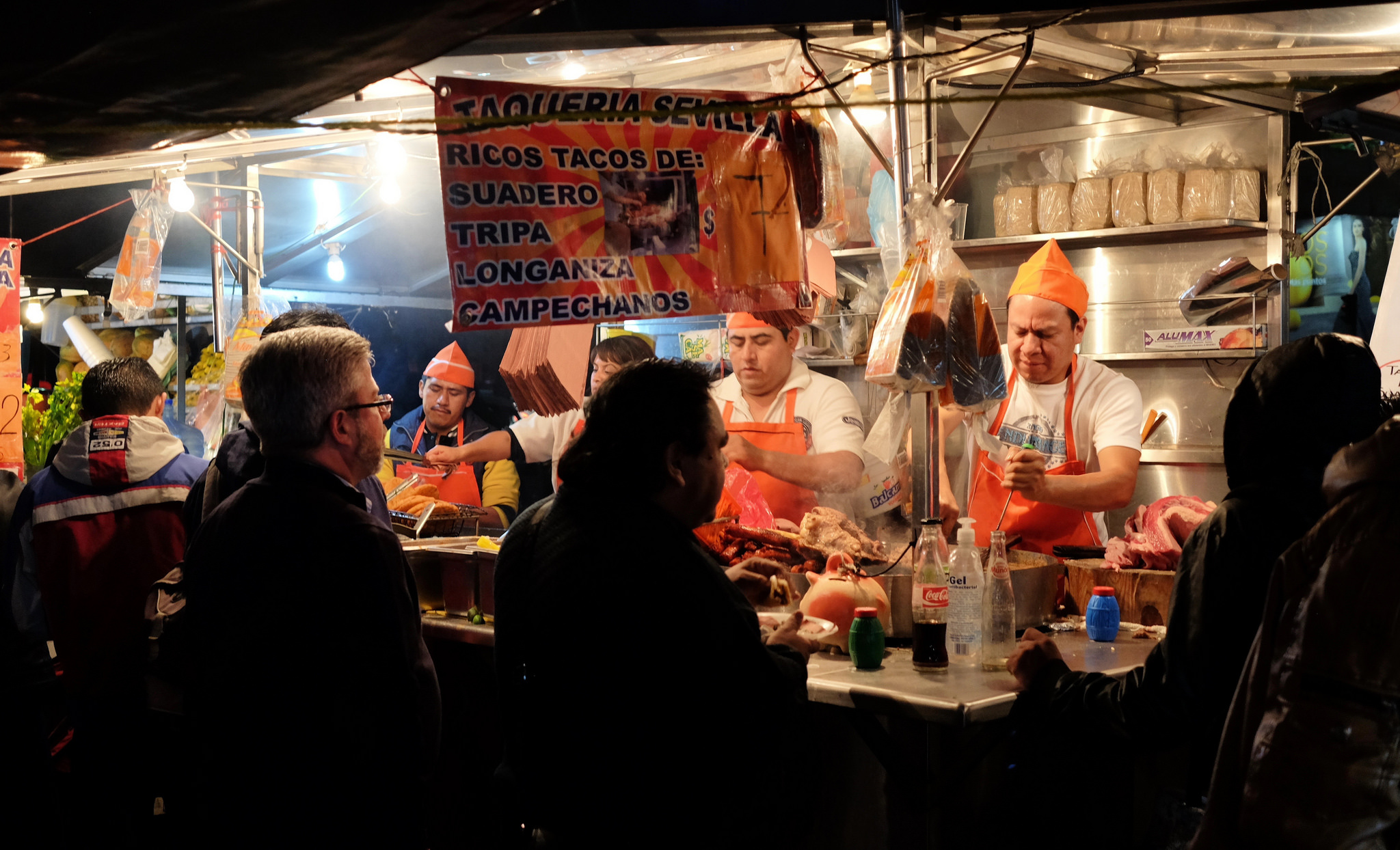 Street food in Mexico City is to die for | © Lars Plougmann/Flickr