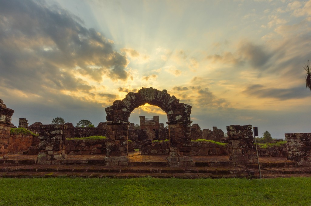 Ruinas de Trinidad © Niels Mickers / Flickr