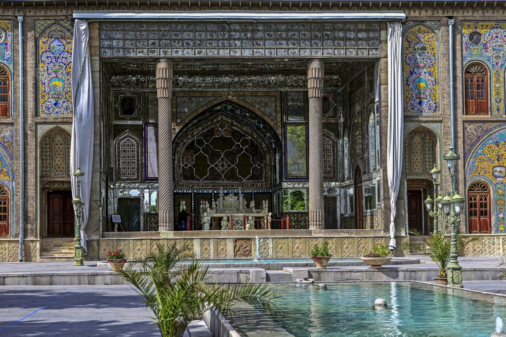 Golestan Palace is a masterpiece | © Ninara / Flickr