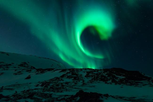 Aurora Borealis | © Marcelo Quinan / Flickr