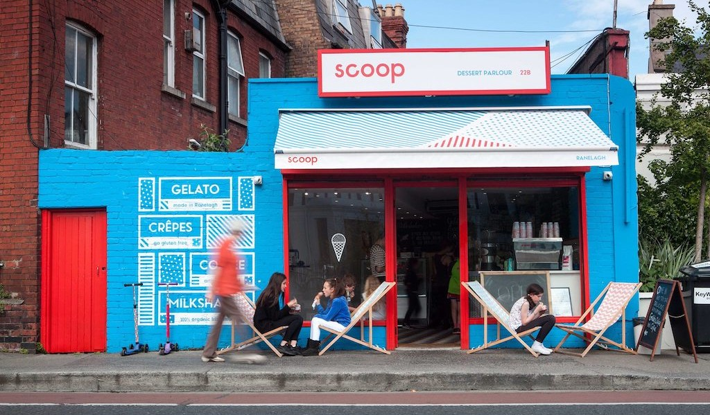 Scoop Ranelagh | Courtesy of Red Dog Design