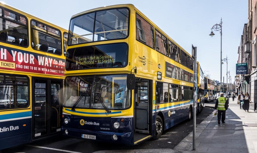 Dublin Bus | © William Murphy/Flickr