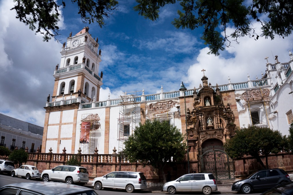 Sucre Cathedral and Museum | © jipe7/Flickr