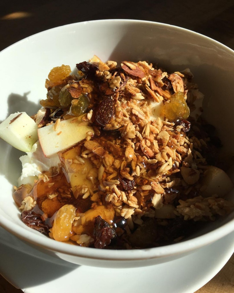 Housemade Granola, Courtesy of BirchTree Bread Company