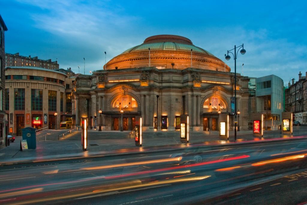 Usher Hall | Courtesy Of City Of Edinburgh Council