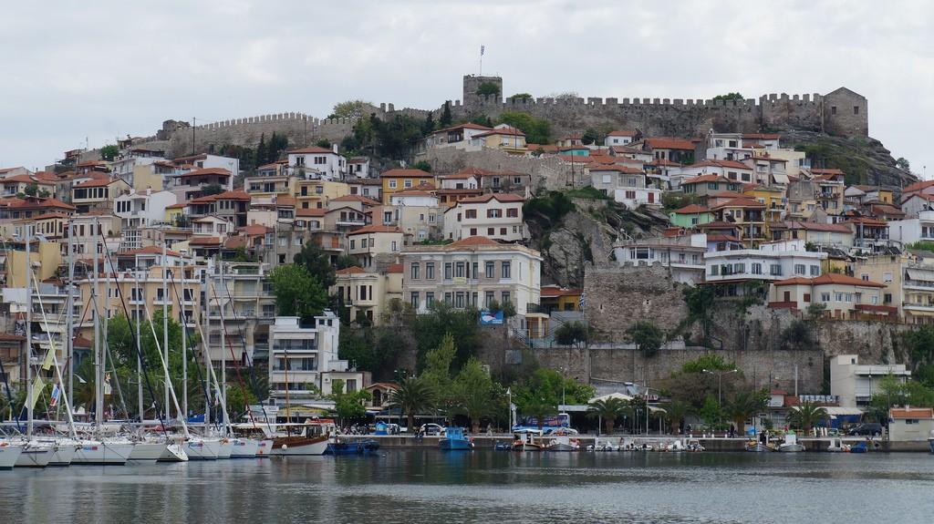 Kavala, Greece | © eskeephoto/Flickr