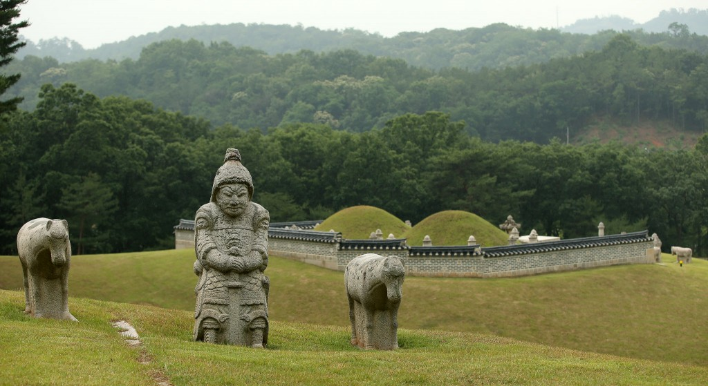 Seooreung Royal Tombs | © KoreaNet / Flickr