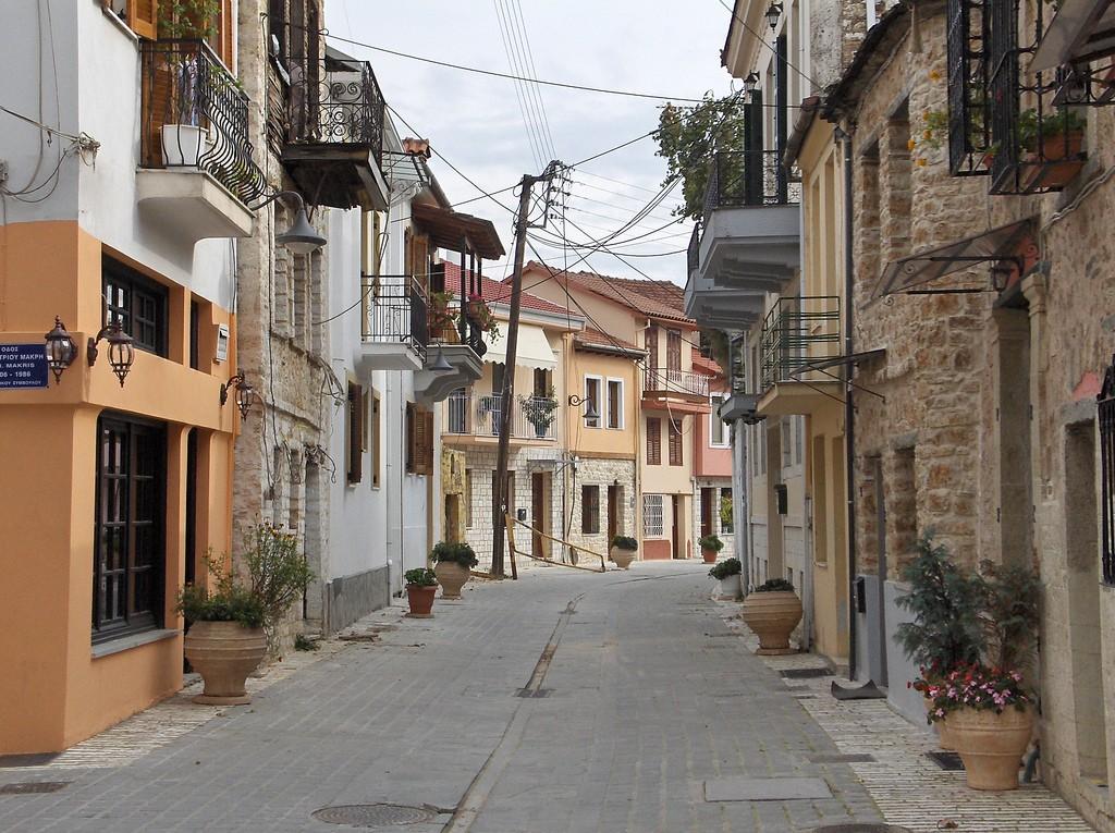 Kastro area, Ioannina | © Lucy Hamilton/Flickr