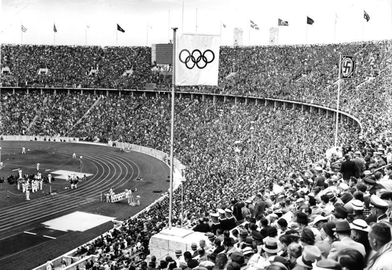 1936 Olympic Games in Berlin