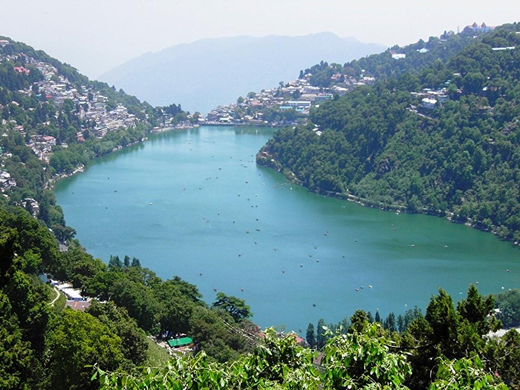 Naini Lake, Nainital   ©Anirudh Singh / Flickr