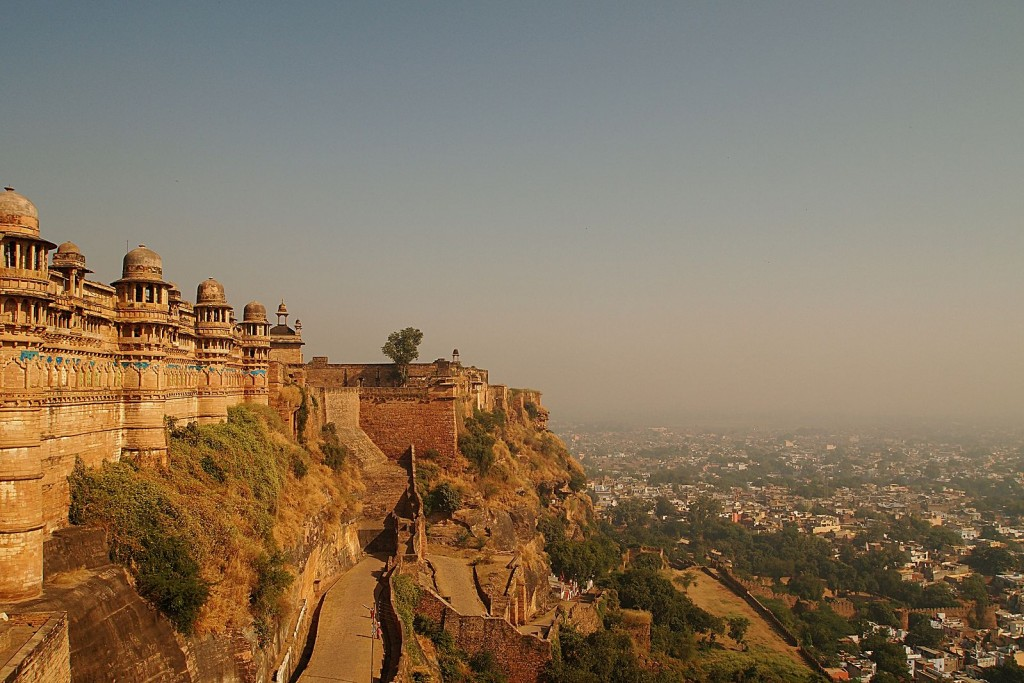 Gwalior Fort | © Poltitvs / Wikimedia Commons