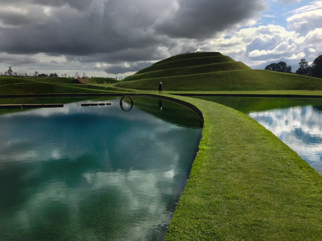 'Cells Of Life' At Jupiter Artland | © Rosa Menkman / Flickr