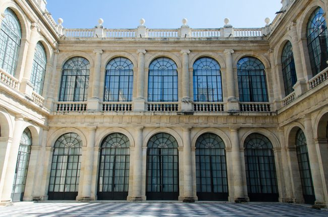 """<a href=""""https://www.flickr.com/photos/vallausa/"""">Seville's impressive Archive of the Indies 