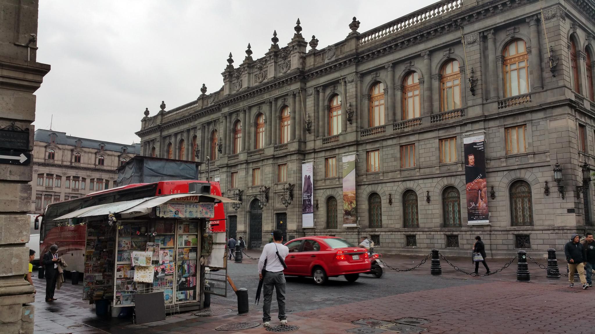 Museo Nacional de Arte | © Jorge Elías/Flickr
