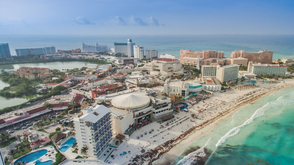 Cancun | © dronepicr / Flickr