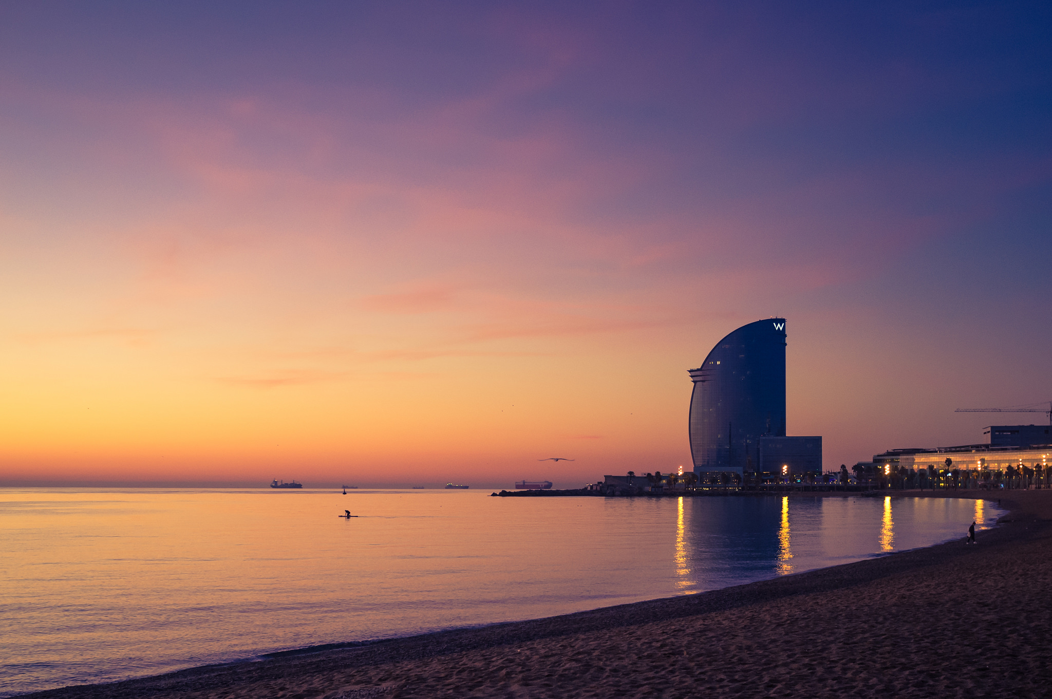 Barcelona Hotels With Free Airport Shuttle
