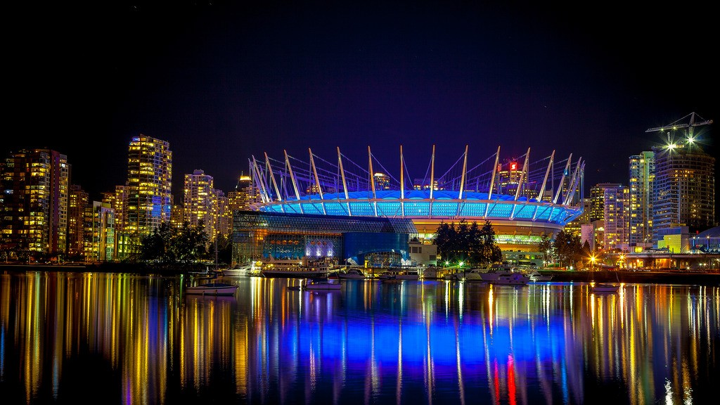 BC Place | © Michael Nugent / Flickr