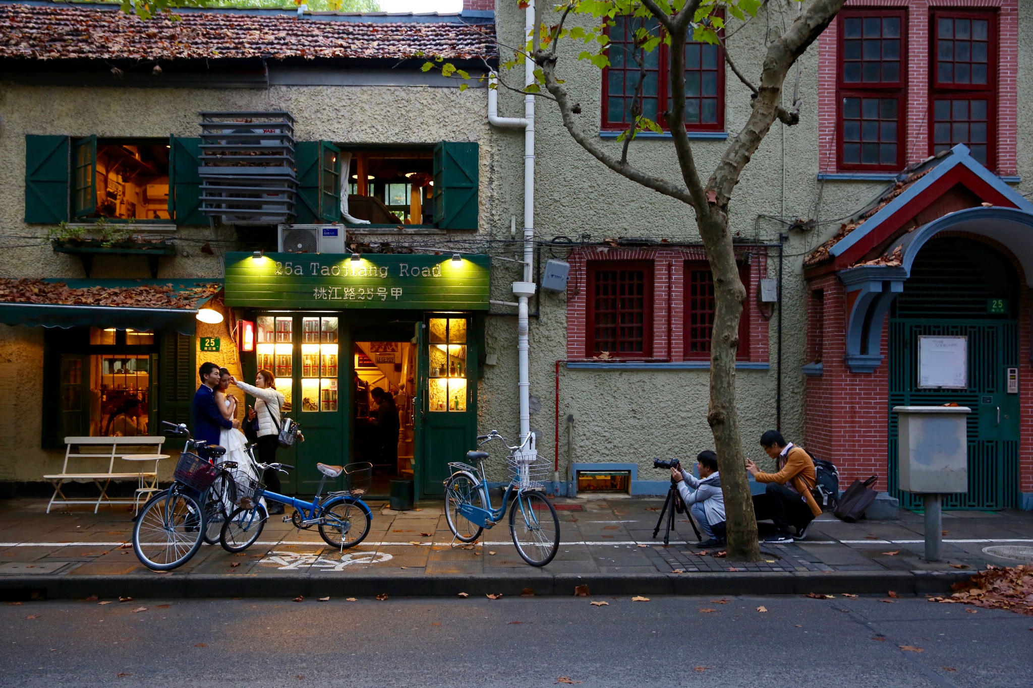 Taojiang Rd. Shanghai | ©dietertimmerman/Flickr