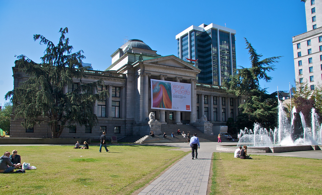 Vancouver Art Gallery | © Cord Rodefeld / Flickr