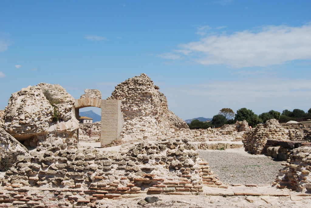 Roman Ruins in Nora©ClaireRowland:Flickr