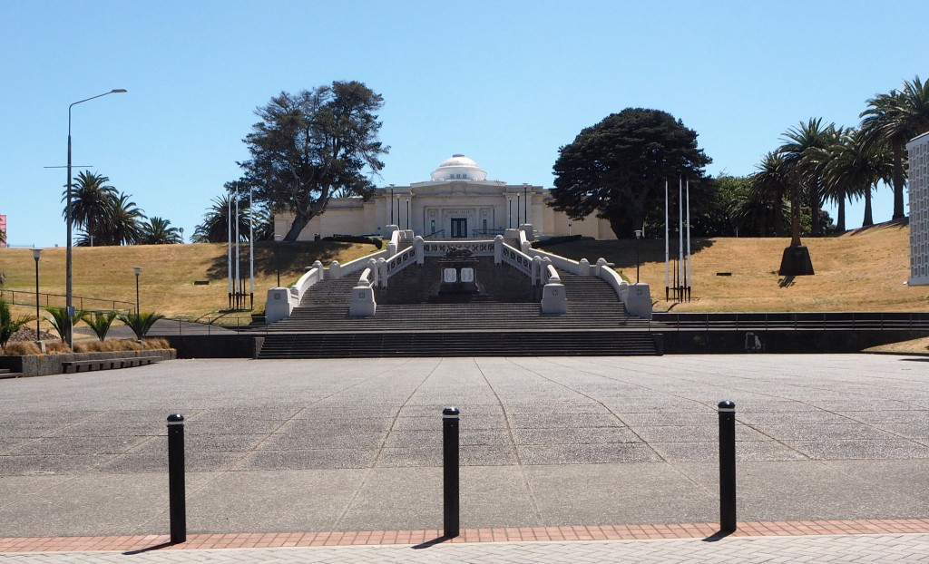 Sarjeant Gallery Whanganui | © Henry Burrows/Flickr