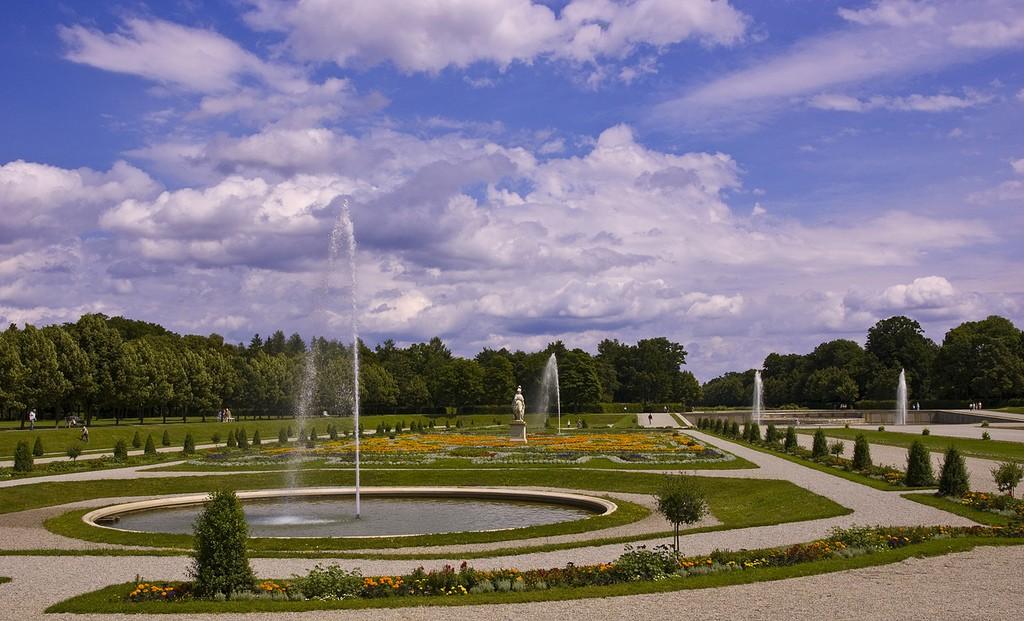 Schlosspark Nymphenburg © digital cat / Flickr
