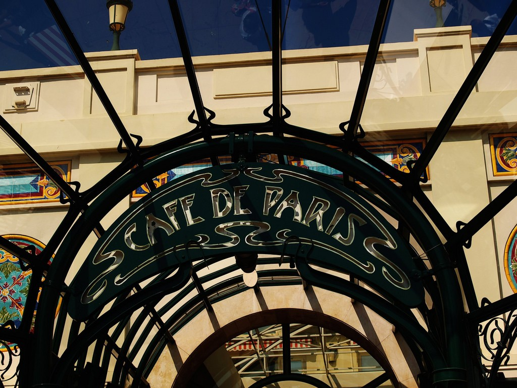 Cafe de Paris | © Jan Krömer / Flickr