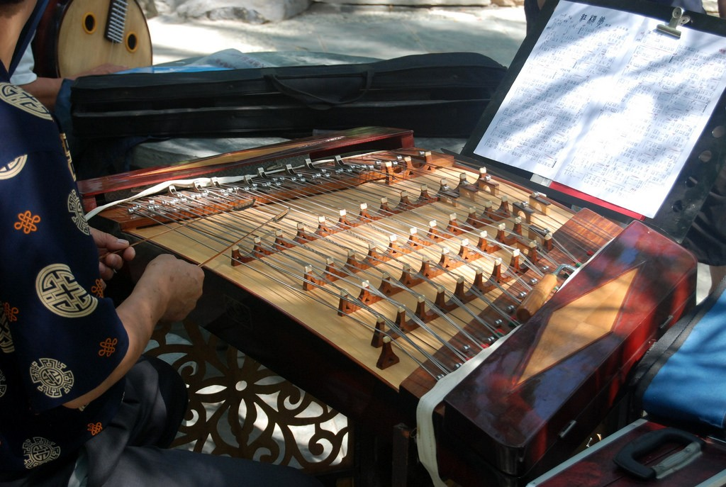 10 Taiwanese Musical Instruments