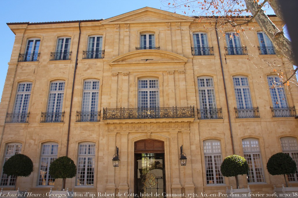 The Hôtel de Caumont art gallery | © Reanaud Camus/Flickr