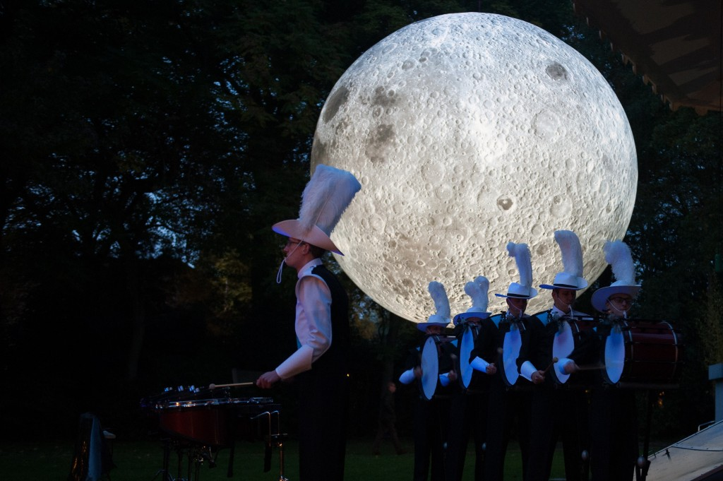 Museum of the Moon at OORTreders Festival, Netherlands | © Luke Jerram