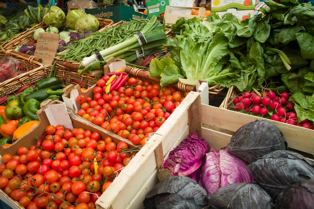 Scottish Farmers Market | © William Murphy / Flickr