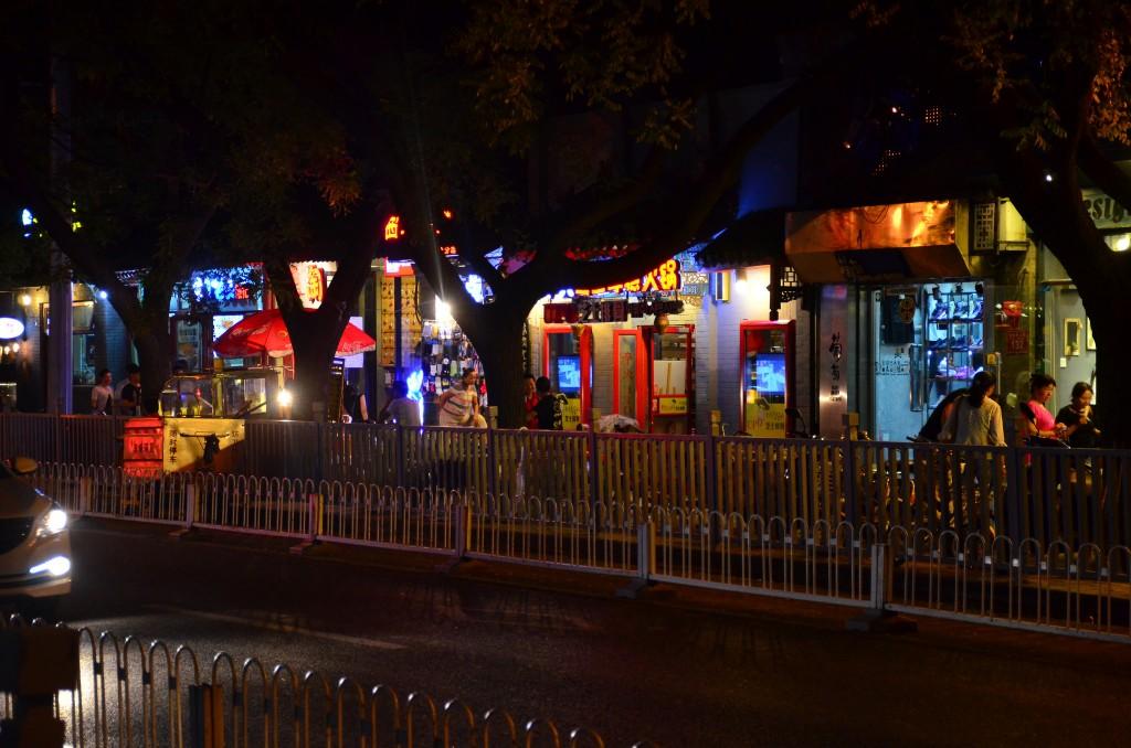 The Hutongs at Night   © anthonyagonzalez/Flickr