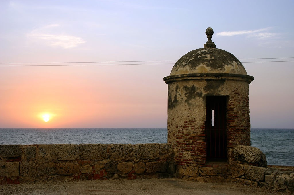 Part of Cartagena's Walled City © Igvir Ramirez / Flickr