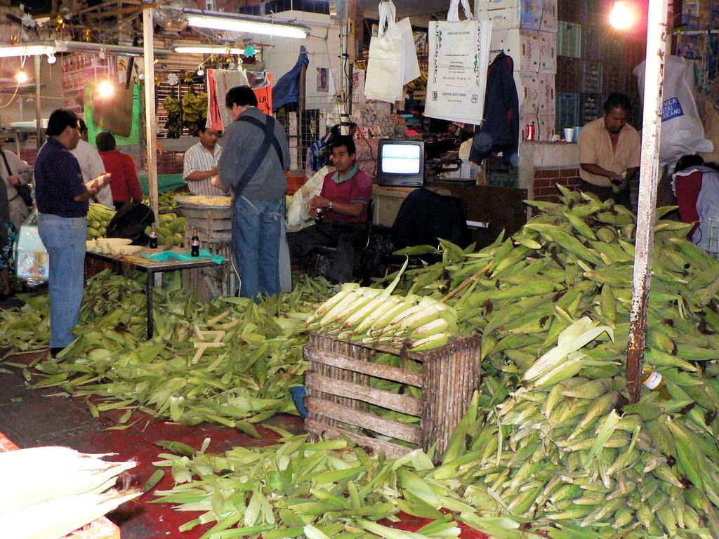 Mercado la Merced | © Cordelia Persen/Flickr