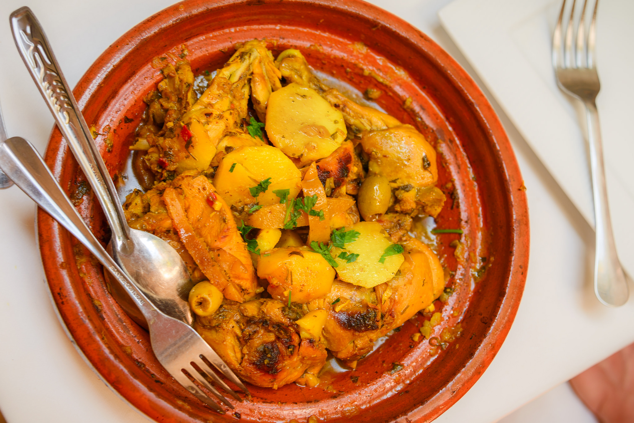 Tagine is popular in Morocco | © Anthony Tong Lee/Flickr