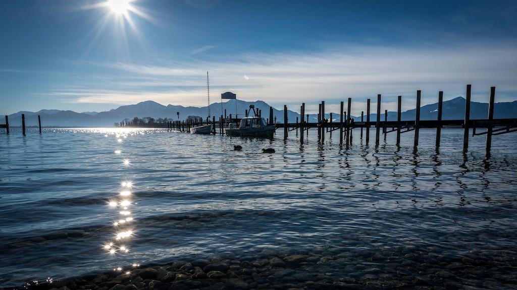 Chiemsee Lake © Torsten Flammiger / Flickr
