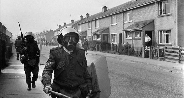The 1970s Troubles | © Tiocfaidh ár lá/ Flickr