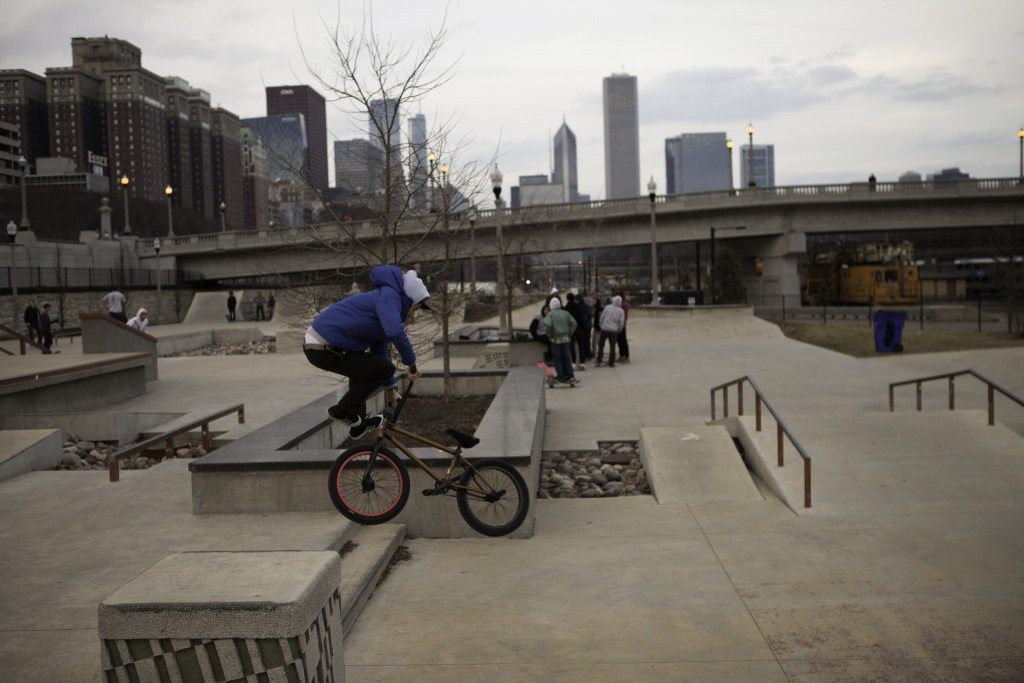 Grant Skate Park | © West Door/Flickr