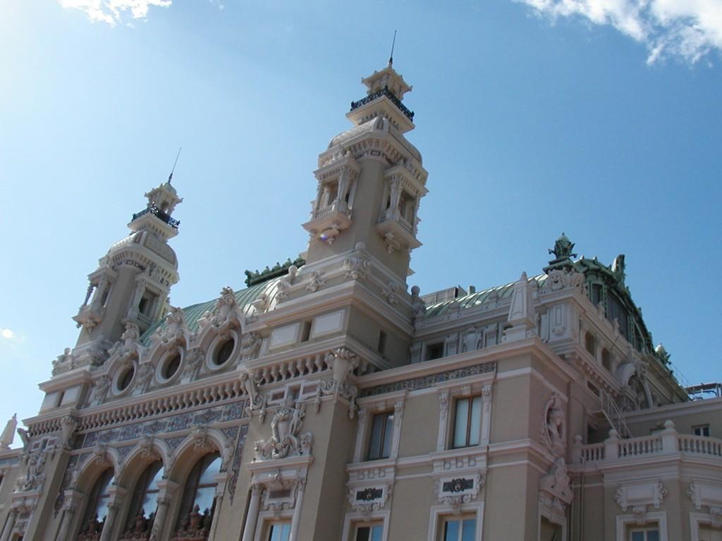 Monte-Carlo Casino   © Brian McGuirk / Flickr