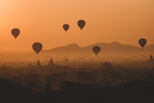 Bagan | © Chayutpong Singprasert/Flickr