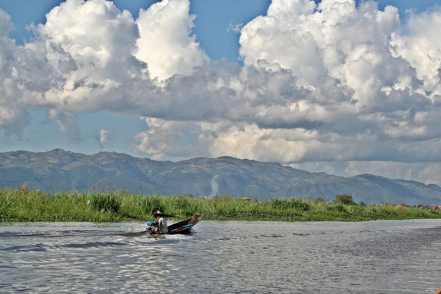 Inle Lake | © Peter Connolly/Flickr
