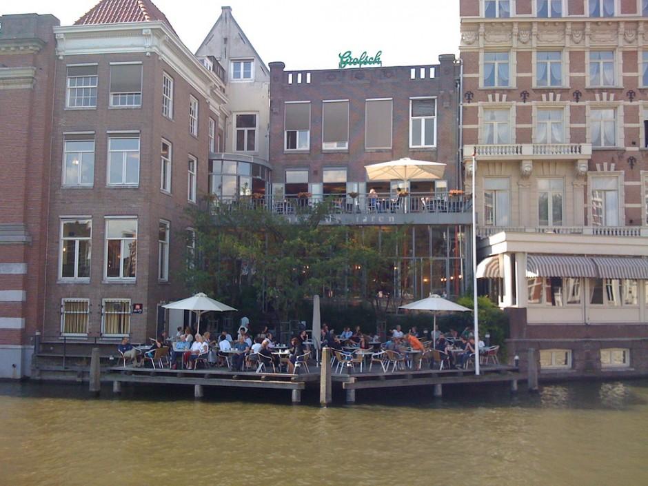 Café de Jaren, Amsterdam