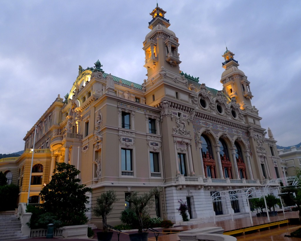 Monte-Carlo Casino | © John M / Flickr