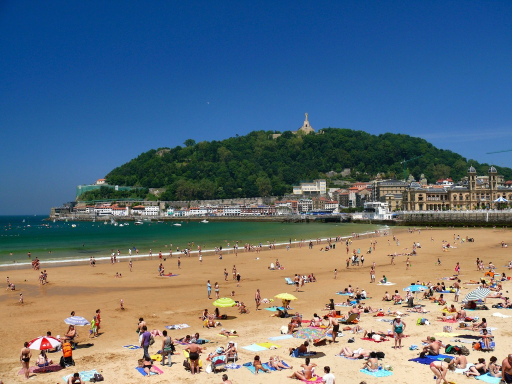 San Sebastian, Spain | ©dynamosquito / Flickr
