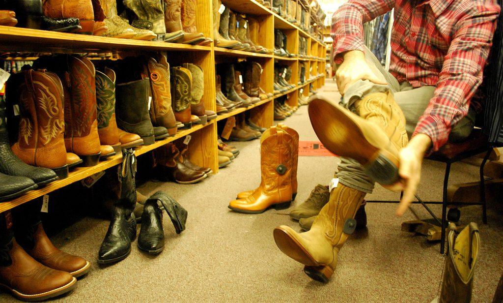 Allen's Boots | Valerie Hinojosa