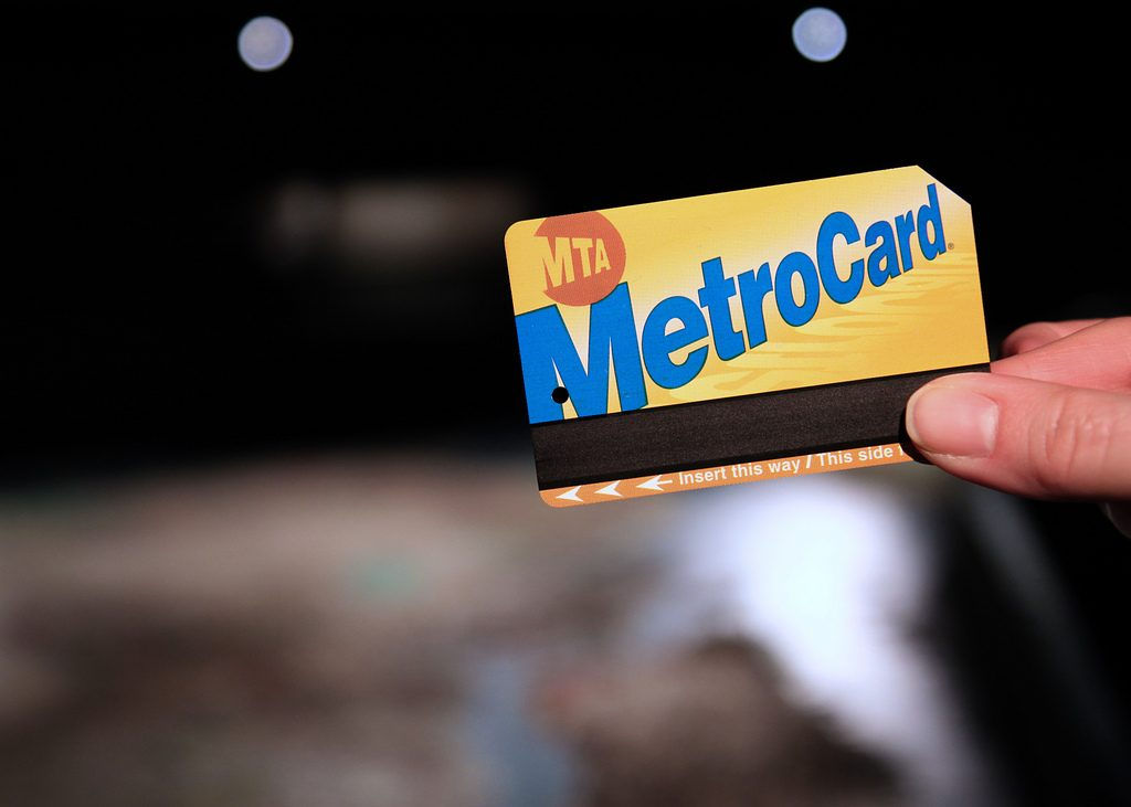 MTA MetroCard | Mr.TinDC/Flickr