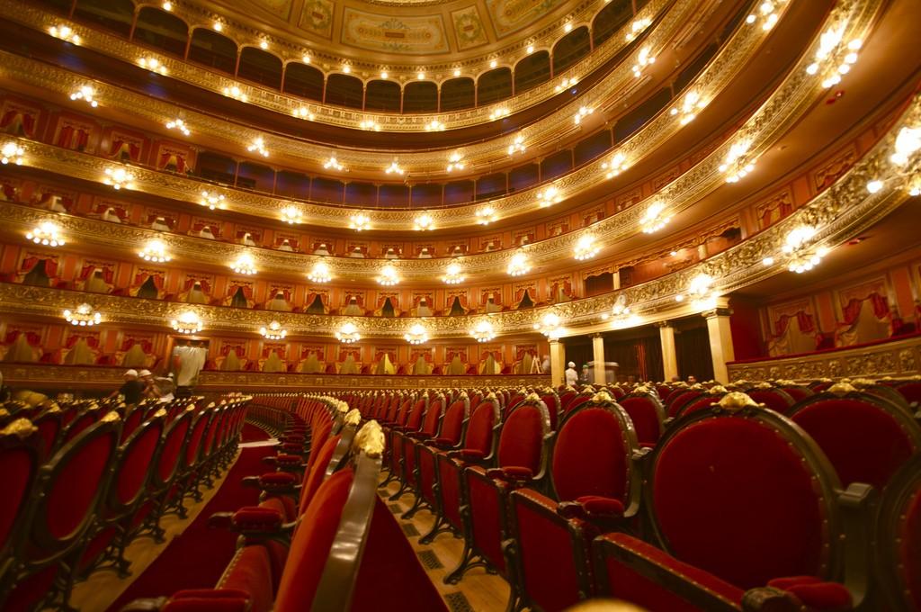 Teatro Colon | © Roger Schultz/Flickr