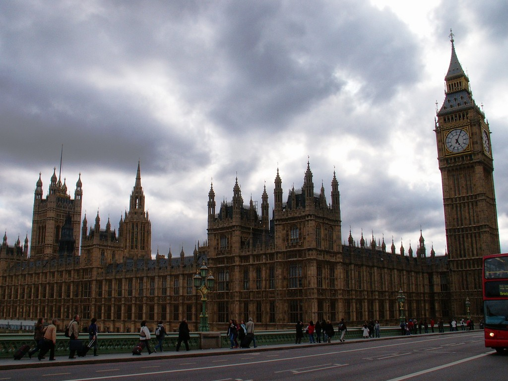 The Houses of Parliament where MPs voted narrowingly to cap the Dubs amendment | © Pedro / Flickr