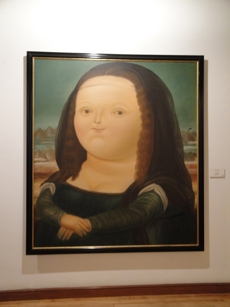 Bien-aimé An Introduction to Fernando Botero in 5 Artworks JL45