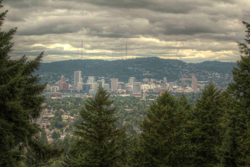 View from Mount Tabor | © Barry Mulling/Flickr
